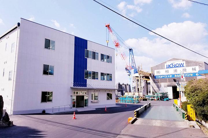 Establishment of IKNOW Machinery Co., Ltd.