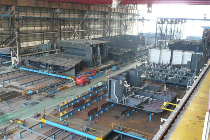 3. Assembly line