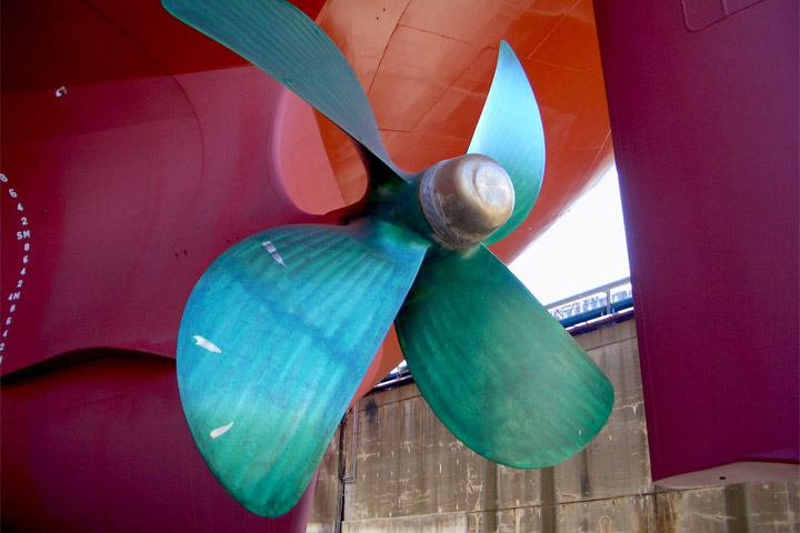MAITA propellers